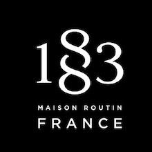 Made in FRANCEの自然派シロップ 『1883 MAISON ROUTIN』 (1883メゾンルータン)