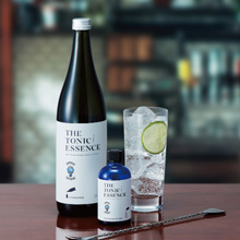 トニックエッセンスの開発 Gin & Tonic Labo 開発ステップ