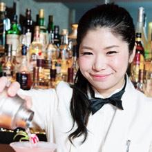 Bar Dealan-Dé(西麻布)保志 綾さん