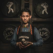 「JAMESON」主催 カクテルコンペティション 日本代表バーテンダー 植松大記氏が 世界2位にランクイン!