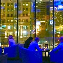 トランプ・インターナショナル・ホテル・アンド・タワー・シカゴのBAR体験は 意外なほどシック