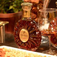 香りの食材 アロマテーブルで体験する レミーマルタンXO華麗なるテイスティング