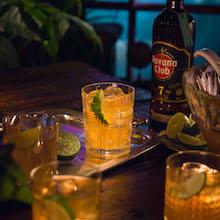キューバの代表的カクテルが楽しめる「NIGHT WITH PREMIUM CUBAN COCKTAIL @ 銀座300BAR」を開催