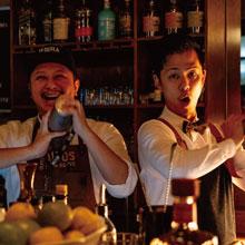 スーパープレミアムテキーラ『オルメカ アルトス』の グローバルプログラム「タオナ・ソサエティ・コレクティブ・スピリット」に 日本代表バーテンダー2名が参加。 世界各国の参加者たちの前でバーテンディングを披露!