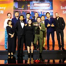 Sober Company(上海)がアジア最大級のバー・コンペティションで三部門独占