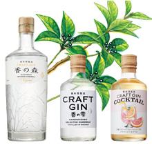 養命酒製造からクラフトジン発売