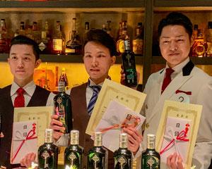 グランプリは、荒川 泰六さん 酒向 Bar / 東京都