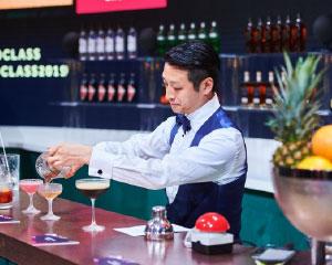 バーテンダー世界最大級の大会にて、 Bar Capri 吉田宏樹が ベスト8選出&部門優勝!