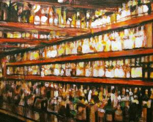 JBA BAR 洋酒博物館