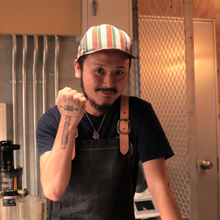 LIQUID FACTORY(渋谷)にて 齋藤 恵太さん考案のカクテル2種を 期間限定で提供