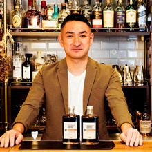 BAR TIMES STORE(東京・銀座)に 話題の『ボトルカクテル』が勢ぞろい。