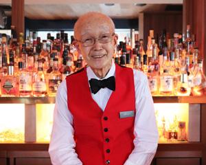 福島勇三氏の94歳誕生日記念イベント 『MORI BAR GRAN』にて開催