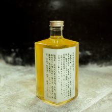 ゴールデン街に構える人気のレモンサワー専門店「OPEN BOOK」のレモンサワーをリキュールとして初の商品化!