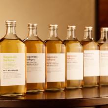 TWSC洋酒部門受賞の新ジャンルスピリッツ『菅原水鏡』 新シリーズを、毎月お届けするサブスクリプションサービス会員を先行募集開始