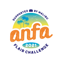 anfa フレアチャレンジ 2021 Supported by マリブ