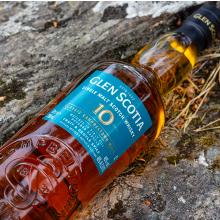 グレンスコシア蒸溜所から、新たなる定番商品「グレンスコシア10年」が2021年9月21日より新発売